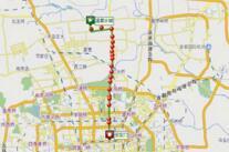北京地铁3号线一期年底开工 将穿越东城朝阳两区