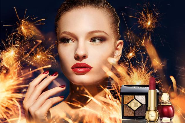 Dior圣诞新年限量彩妆系列