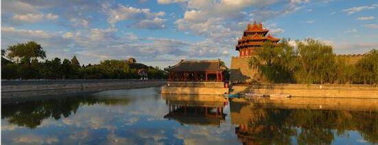 """北京擦亮中轴线""""金名片"""" 让历史文化活起来"""