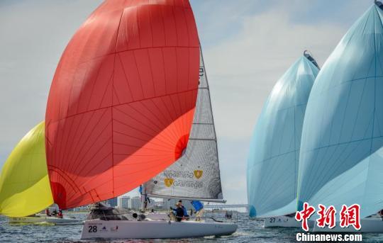 首个中国品牌帆船国际级别世锦赛落幕东道主队夺冠