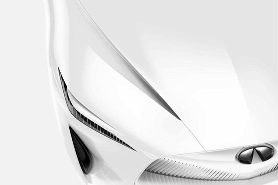 新车,豪华车,英菲尼迪Q70,英菲尼迪Q  Inspiration,英菲尼迪底特律车展,英菲尼迪快背车