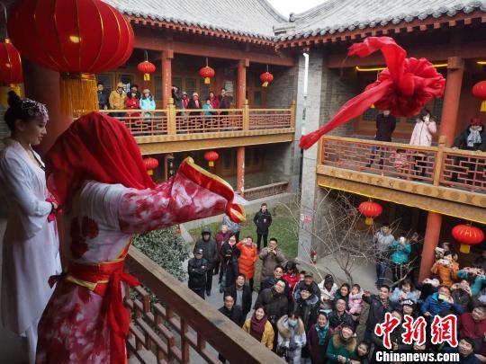 河南旅游开门红 春节假期旅游总收入80.32亿元
