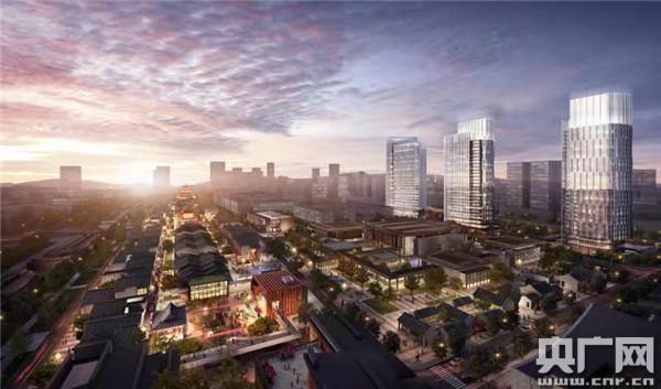 郑州举行亳都古巷、塔湾古街项目签约仪式 商都历史文化区将进入建设阶段